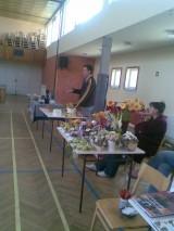 První seminář v sále KD